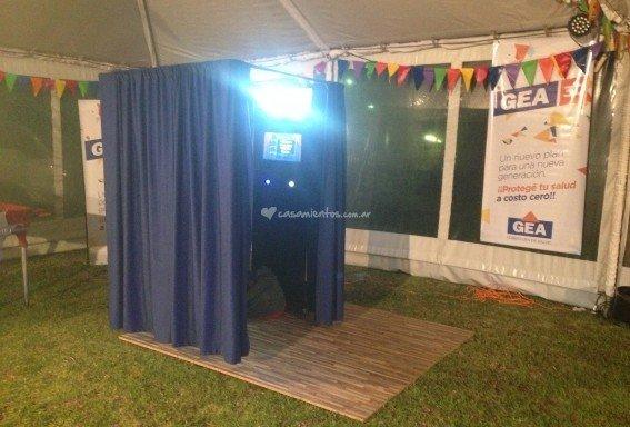 Foto Cabina Venta : Venta de cabinas fotográficas pandacam cabinas de fotos pandacam